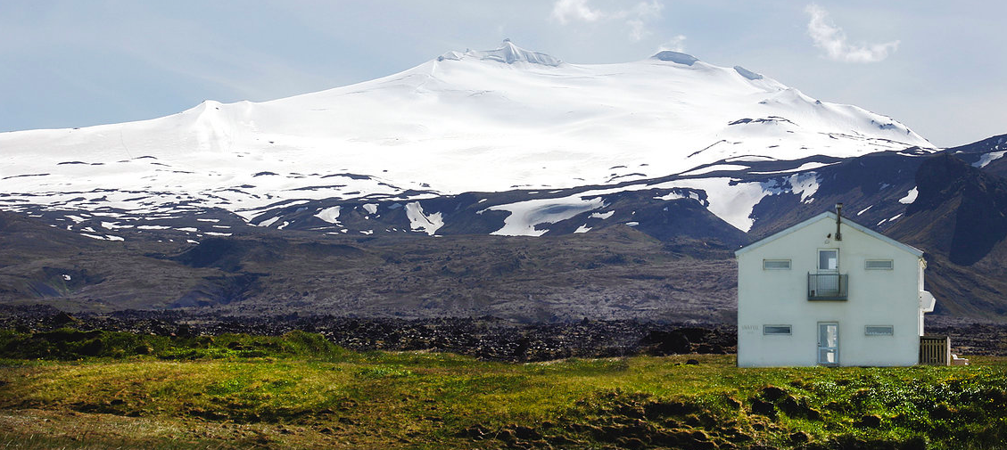 THE HVITAHUS ICELAND ARTIST RESIDENCY